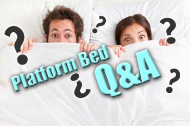 IKEA Hack Platform Bed Q&A