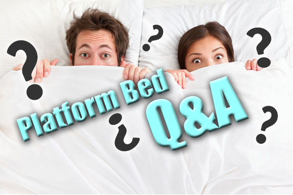 IKEA Hack Platform Bed Q&A