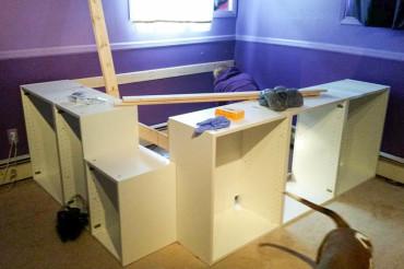 Bed Builder: Greg Walraven
