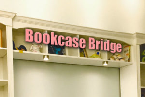 ikea hack bed bridge bookcase – handydadtv