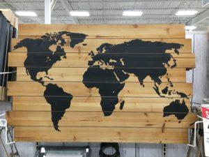 Pallet World Map