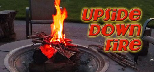 Upside Down Fire