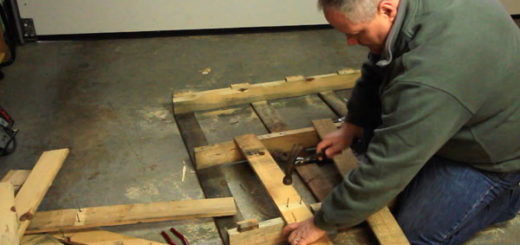 Pallet Disassembly