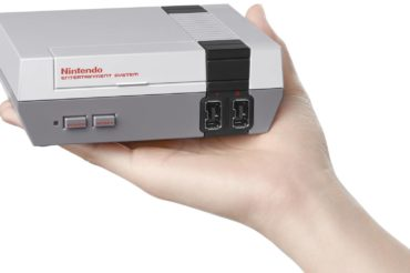 Nintendo is relaunching the original NES, complete with HDMI and 30 built-in games