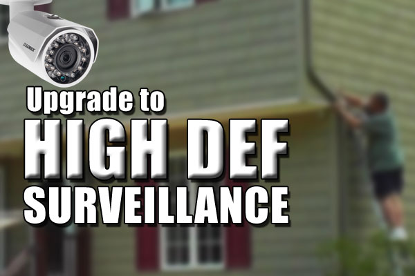 Home Surveillance System Upgrade