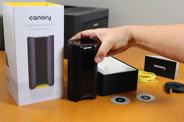 Canary All-in-One Home Security System