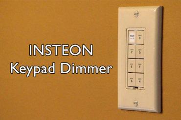 Insteon Keypad Dimmer