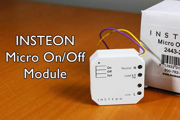 Insteon Micro On-Off Module