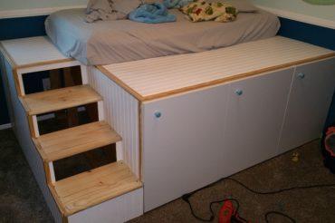 Bed Builder: Trevor Jessup