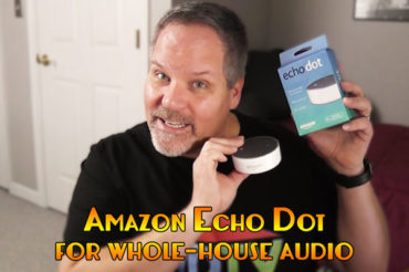 Amazon Echo Dot for Whole-House Audio
