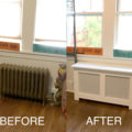 DIY Radiator Covers