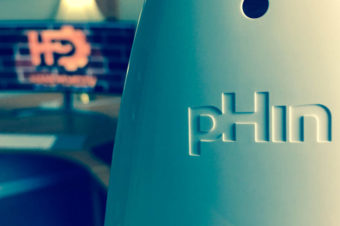 pHin Smart Pool Monitor