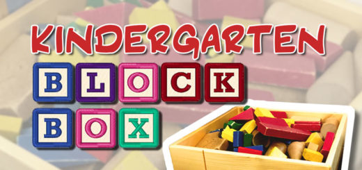 Kindergarten Block Box