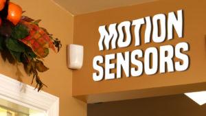 Installing Motion Sensors