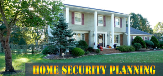 How to Plan a Security System